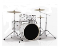 Factory best sale high quality 5pcs drum set