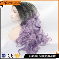 Body wave grew ombre hair color jewish india human hair lace wig price