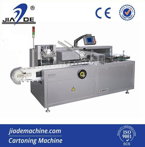 Fully Automatic Carton Box Packing Machine for Tube/Toothpaste(Cartoning Machine)