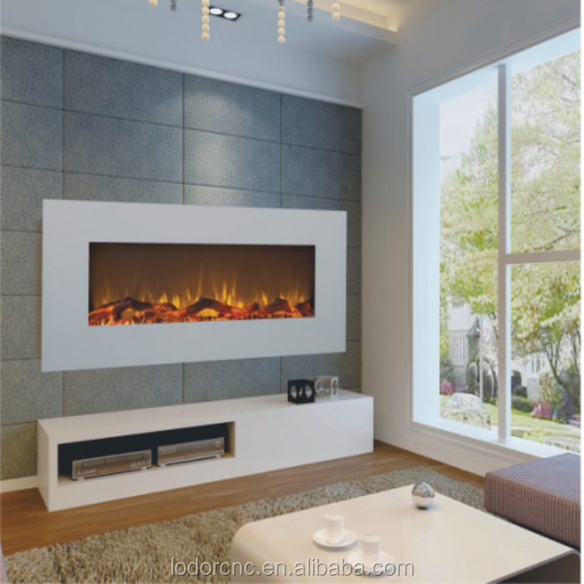 Free shipping G-<strong>02</strong> master flame white electric fireplace wall mounted