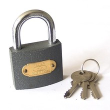 Chinese manufacturers brade lock for your luggage, laptop cable lock