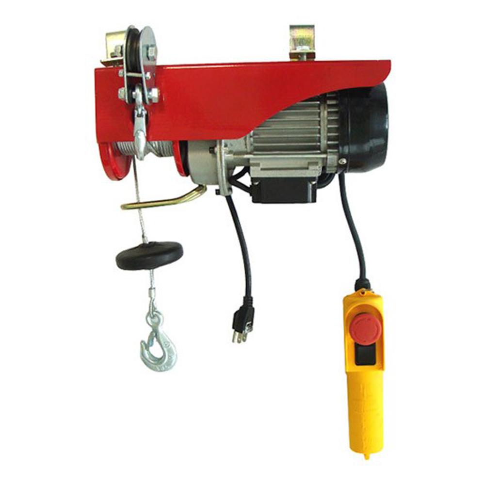 лебедка электрическая 220в 250 кг купить