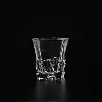 Wholesale glass candle cup 300ml