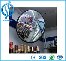 30cm-120cm PC and Acrylic Road Traffic Security Convex Mirror