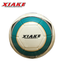 Custom Professional Official Size And Weight Leather Thermal Bonded Football Soccer Ball