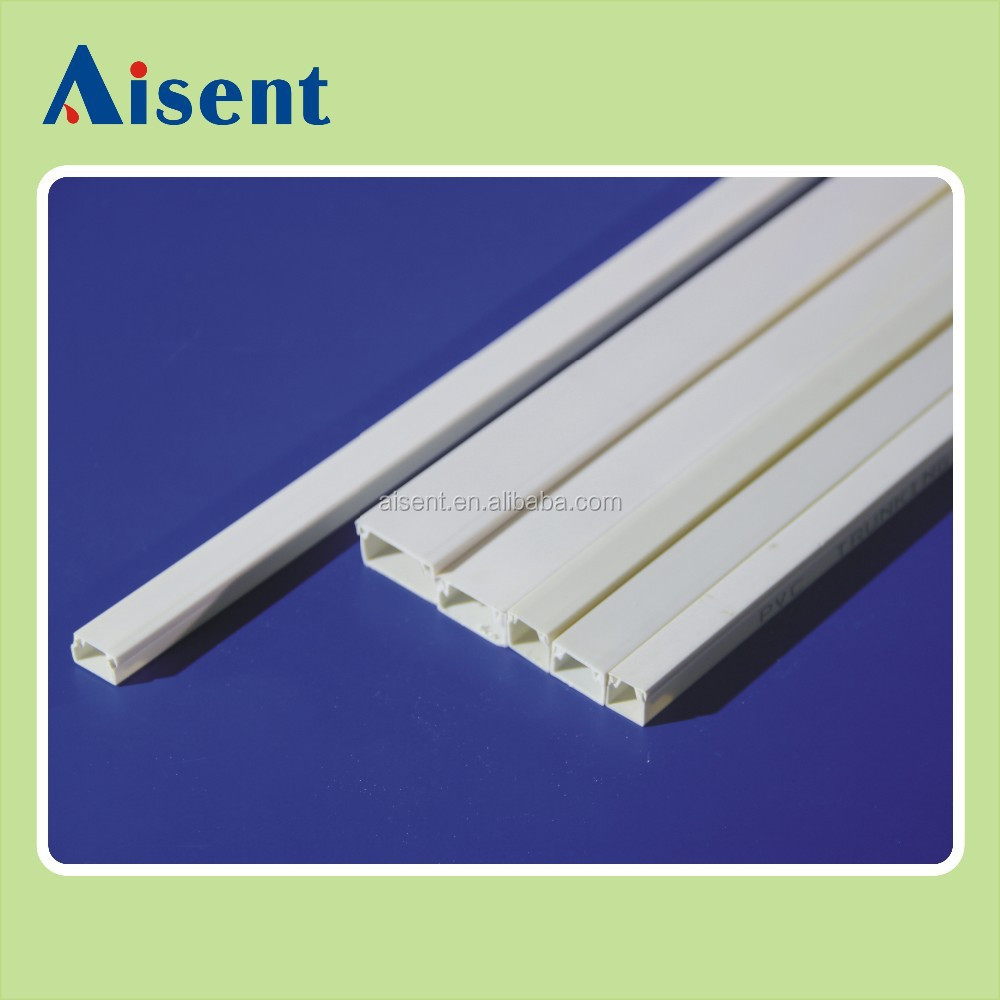 Durable PVC Wall Cable Cover