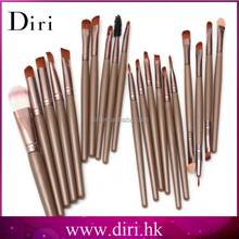 2017 New product 20Pcs professional makeup brush set