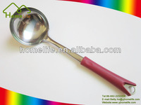 Best selling stainless steel kitchen tools utensils stainless soup ladle