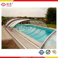 wholesale double wall greenhouse polycarbonate for car port