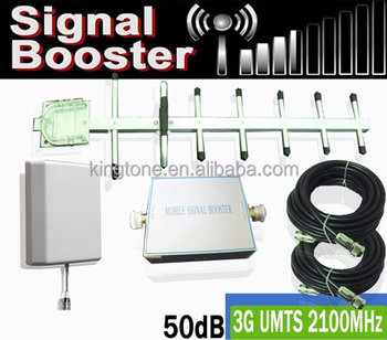 2016 Home RF 3G Phone Signal Repeater Booster Amplifier