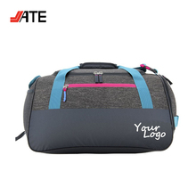New Top Quality Canvas Sports Travel Duffle Time Bag with Custom Logo