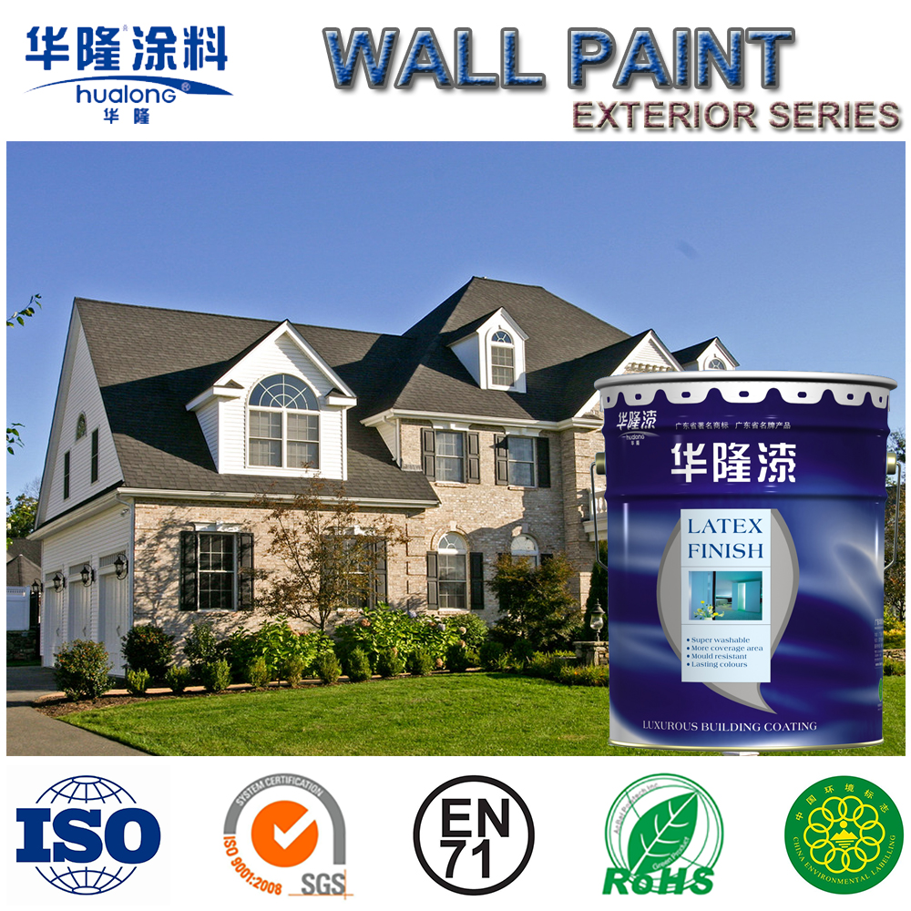 Hualong Oil-based Anti-alkali Exterior Wall Primer (HYC02)