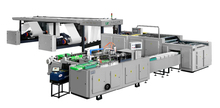 Automatic production line QCBZ-B a4 paper cutting & packaging machine