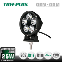 IP68 9-32V 4WD Car Accesories 4 inch Offroad driving light 50W LED Driving Light with Emark