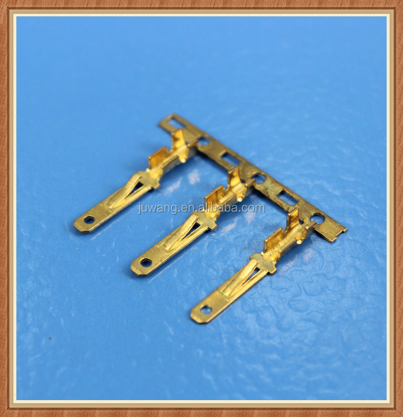 OEM electronic fuse box brass terminal types