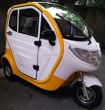 new disabled adult cars mobility scooter rickshaw tuk 3 wheel passenger tricycle made in china for sale