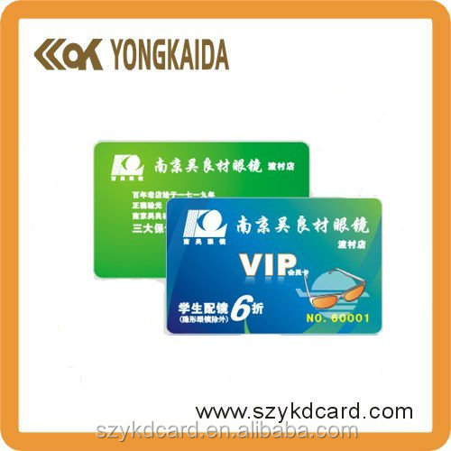 Thin Colorful Hitag 1/Hitag2/Hitag S chips Access Control System RFID ID card