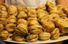 Turkey's famous dried figs