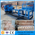 2017 diesel engine clay brick making machine/semi brick hollow brick making machine