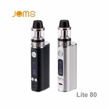 Latest vape mod 80w box mod eletronic cigarette Jomotech variable wattage mod e cigarette