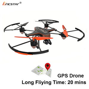 Fixed point surround flight follow me WIFI quadcopter RC gps drone with hd camera 720P/1080P 120 degrees Angle