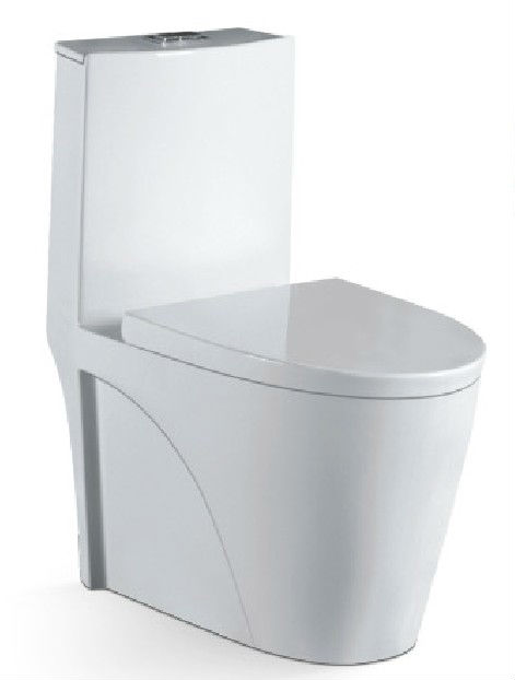 Foshan guci sanitaryware one piece toilet bowl porcelain