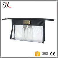 Cheap Custom Printed Clear PVC Cosmetic