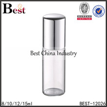 mini roll on essential oil perfume bottle glass 3ml 5ml glass roller ball