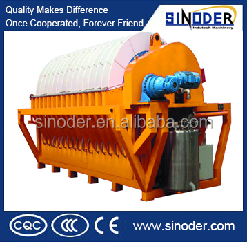 Effective Gold Magnetic Separator Machine /Iron Ore Beneficiation Processing Plant with good quality