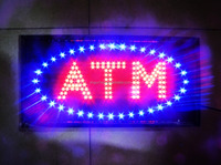 Wholesale programme led ATM Sign