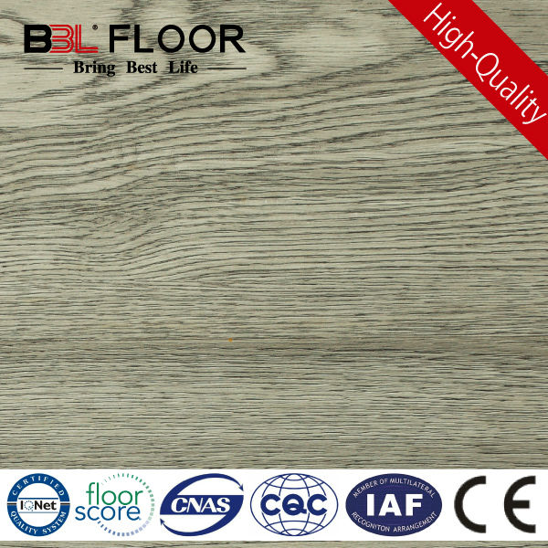 3mm Dark Siberian Grey Oak Antique Wood Texture Vinyl Plank BBL-905-6