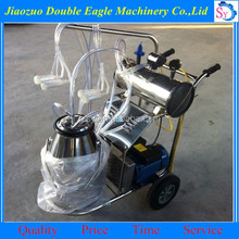 New Condition Vacuum Pump-typed milking machine used /milk sucking machine