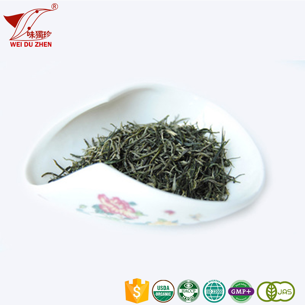Best Selling MengDing Mountain Slim Delicious Flavored Earl Grey Loose Tea Natural Slimming Tea