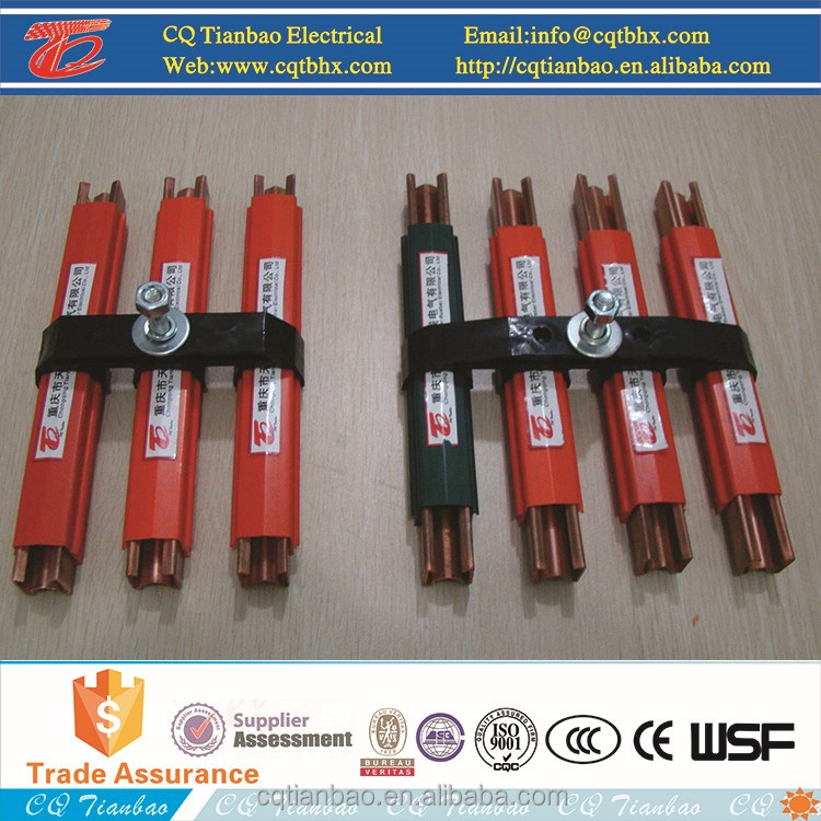 Factory Price of Flexible Copper Busbar