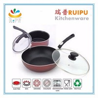 Good Looking factory price Swiss Switzerland Royalty Line Cookware,berndes cookware,induction cookware saladmaster cooker