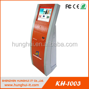 prepaid phone card vending machine