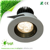 2014 hot sale 3w led ceiling incandescent luminaire