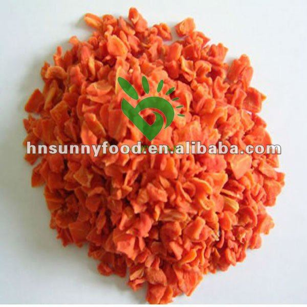 Sell Dehydrated Carrot dices