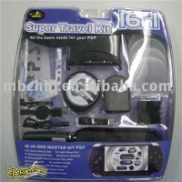 16in1 super travel kit-1 for PSP