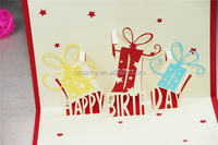 3d card pop up card happy birthday greeting cards