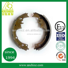 less-metallic for Cadillac vauxhall Opel brake shoe jcb brake parts