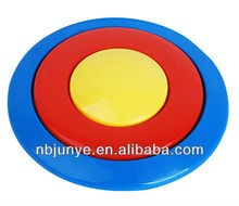 Plastic frisbee (3layer flying disc)
