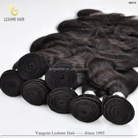 Wholesale Price Shedding Free No Tangle Unprocessed Full Cuticle hair extensions hong kong