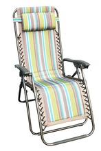 Clip cotton anti-gravity chair beach lounge chair Zero Gravity Chair