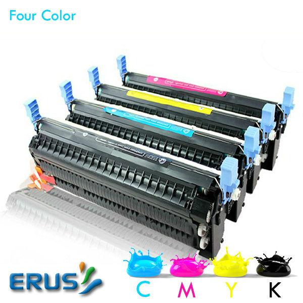 For HP Color LaserJet 4700n CP4005 CP4005N 4700 4005 Toner Cartridge Q5950A Q5951A Q5952A Q5953A