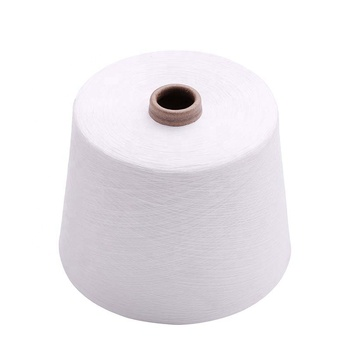 Factory direct supply 20degree 80s/1 pva water soluble yarn passed OEKO-TEX STAND100 test