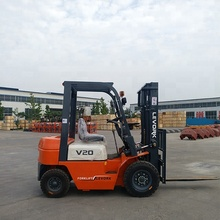 Wholesale product mini 2 ton diesel forklift truck price