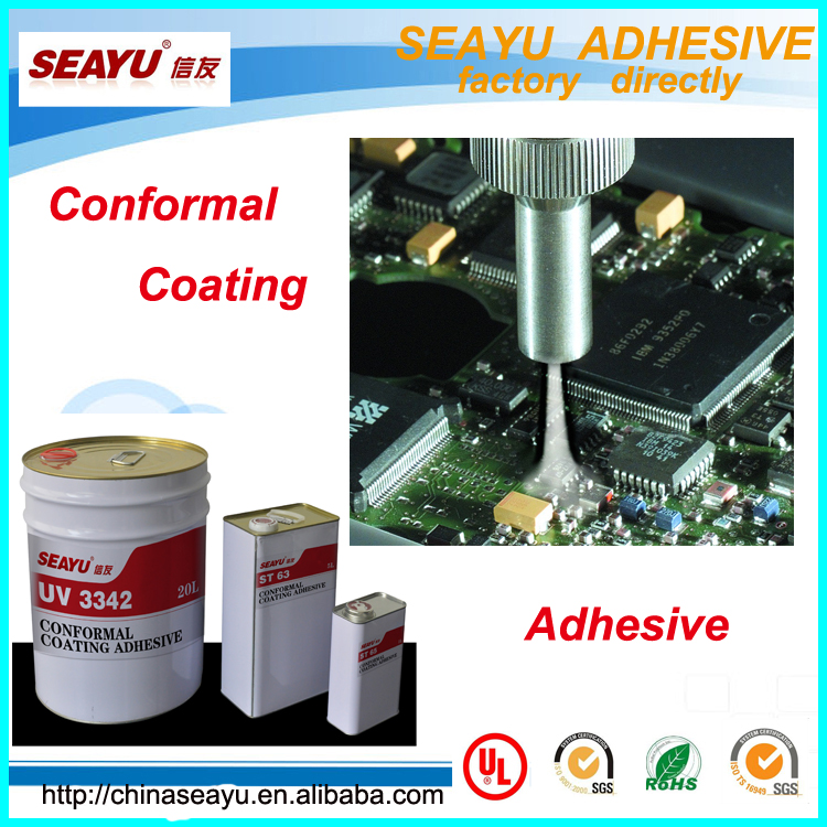 uv 3342 LV- Electronic conformal coating adhesive for PCB