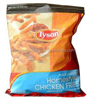 Fried chicken bag / food service bag for chicken fries / chicken bag
