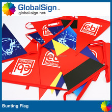outdoor bunting flag banner